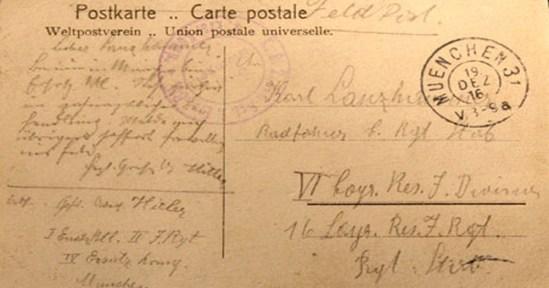 hitlerpostcard