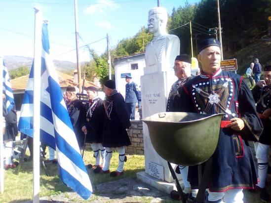 Καστοριά: Ο Εορτασμός Του Μακεδονικού Αγώνα Στην Κοινότητα Παύλος Μελάς...! (Videos + Photo)
